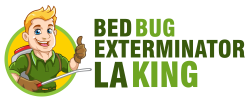 Bed Bug Exterminator LA King LOGO
